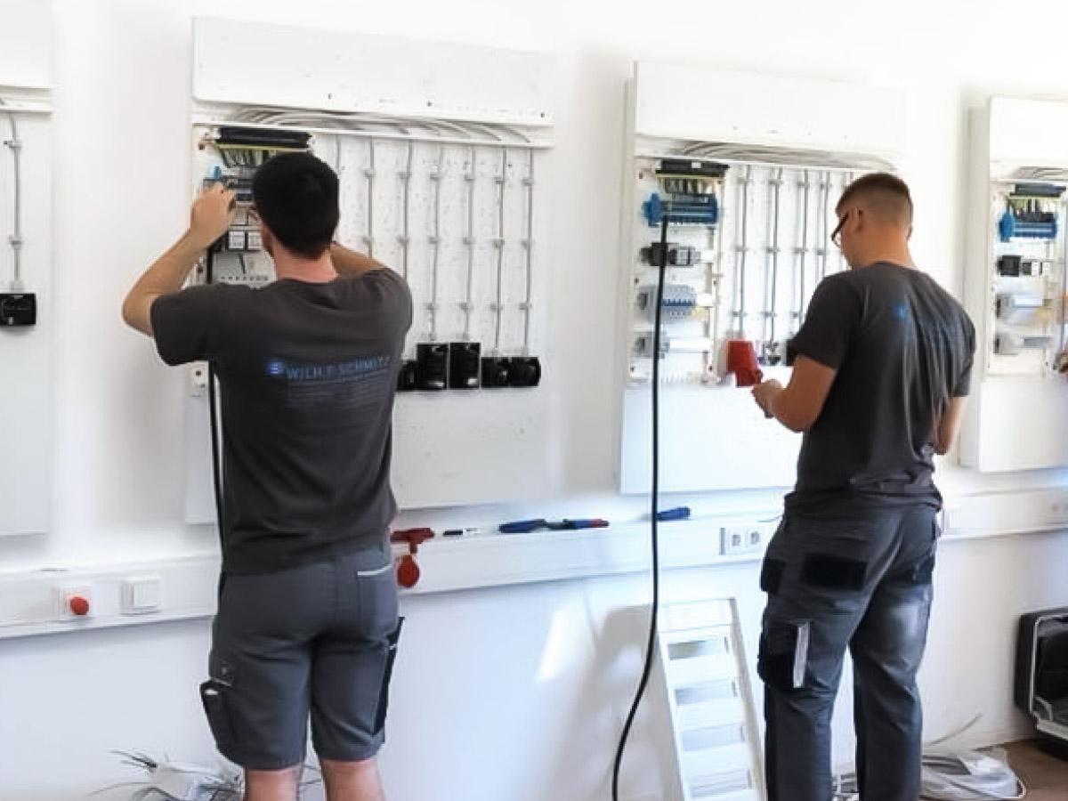 Elektroniker in der Fachrichtung Energie- und Gebäudetechnik (m/w/d)